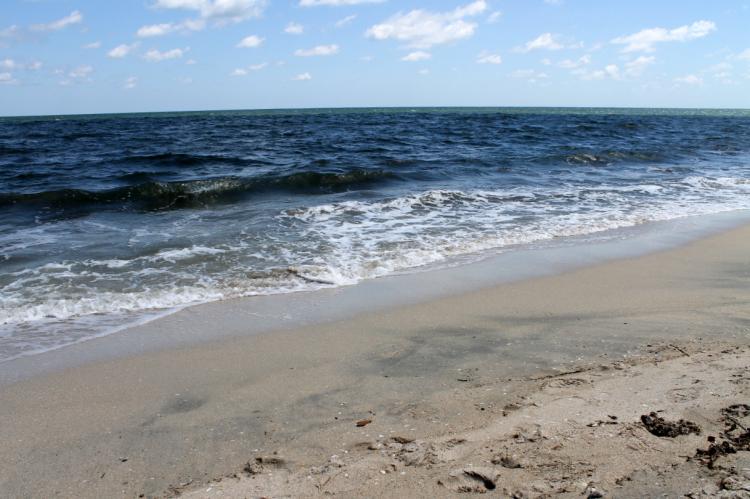 Marea la Gura Portitei