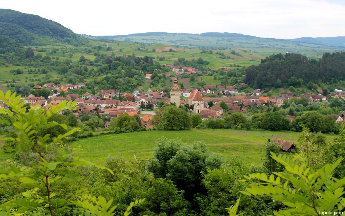 Dealurile Transilvaniei